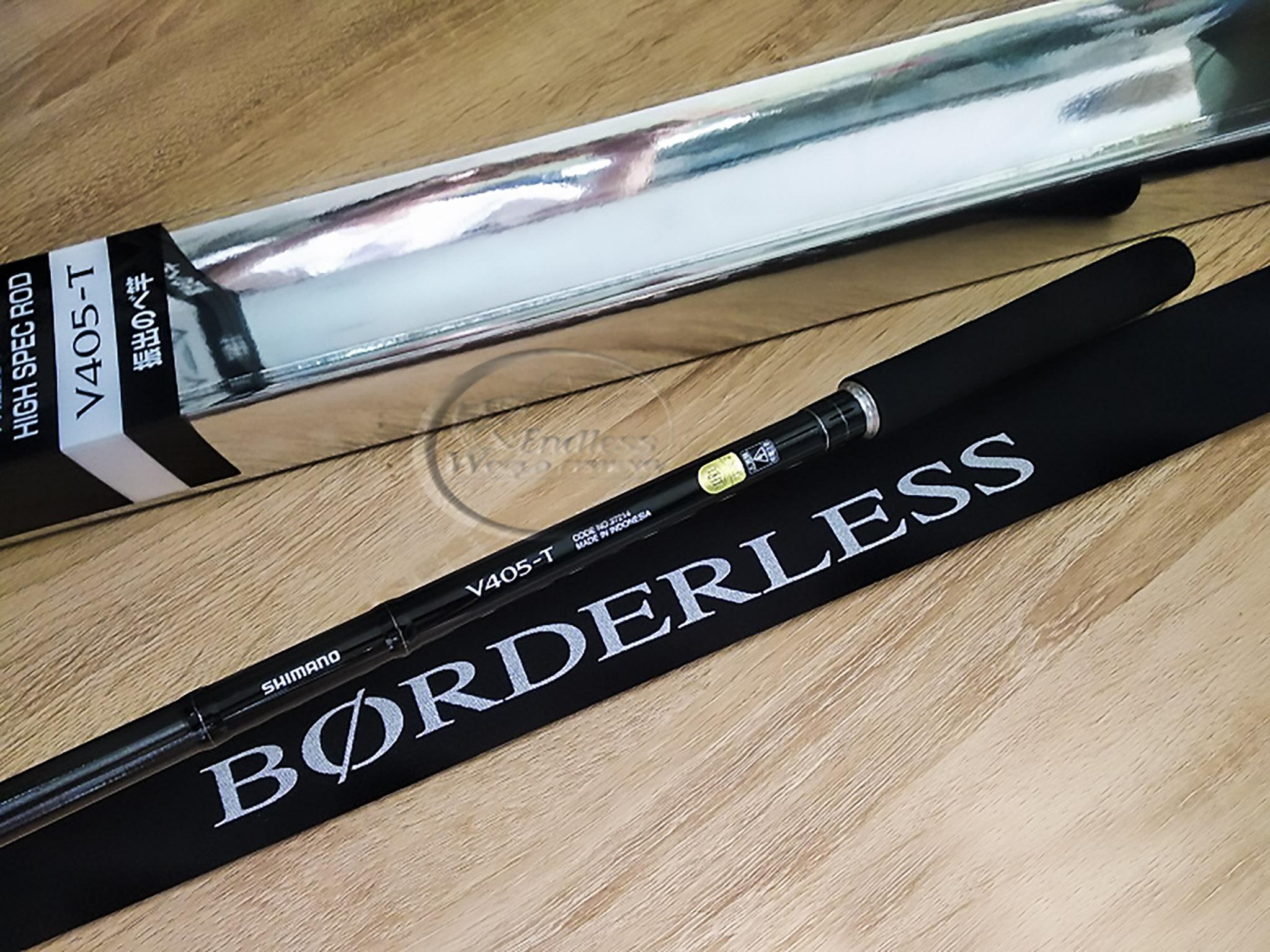 BORDERLESS V360-T