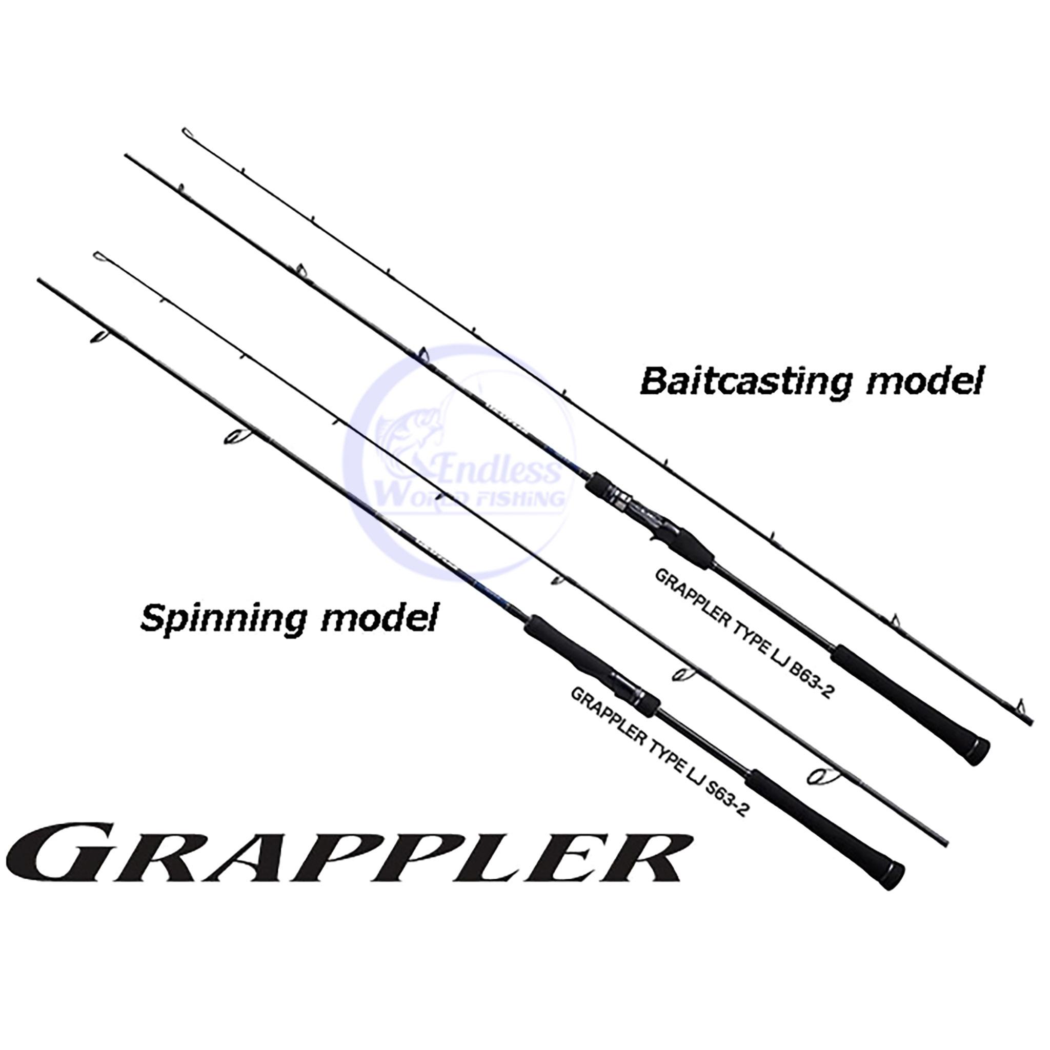 GRAPPLER TYPE LJ S63-2